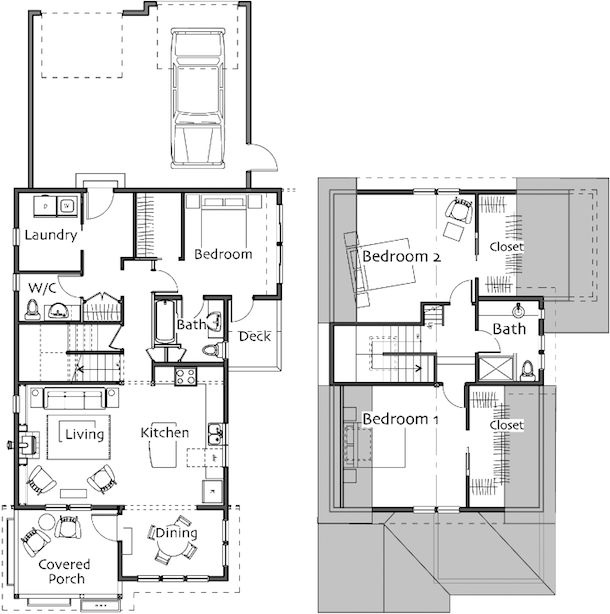 Design Small Homes with Huge Appeal – Floor Plan Design For Small Houses