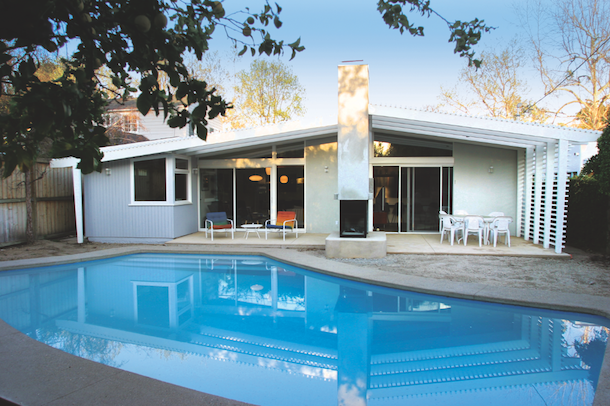 Home Design: The Mid-Century Modern Revival | Professional Builder on southwestern guest house designs, carriage house guest house designs, hacienda guest house designs, ranch guest house designs,