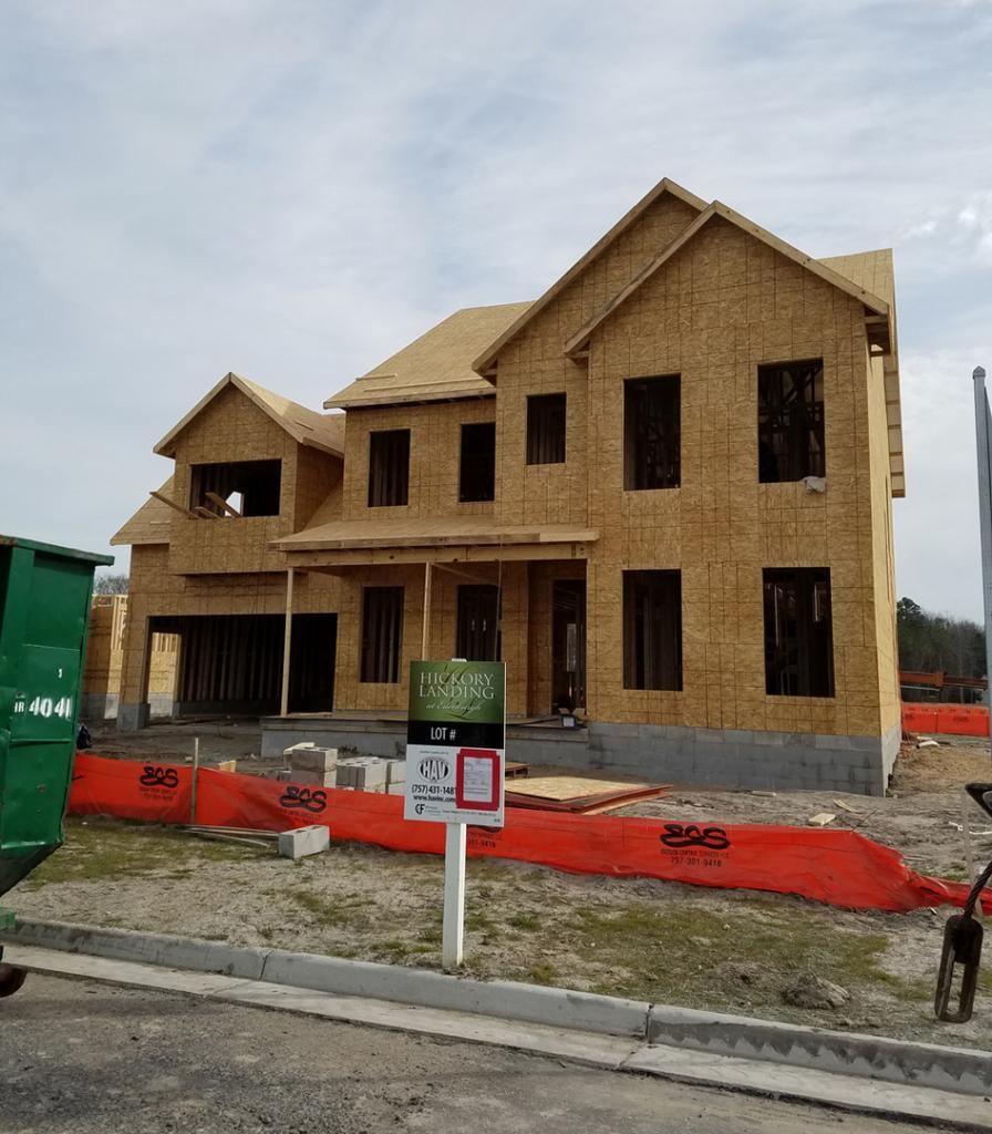 Building Traditional Homes in a New Development | Professional Builder
