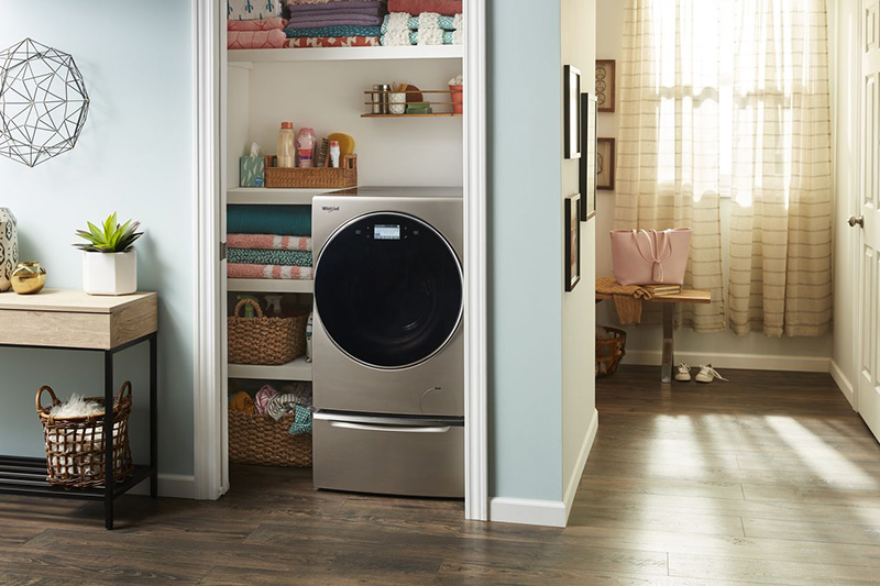 Whirlpool Corp. all-in-one washer dryer