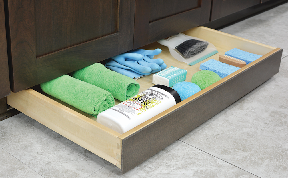 2018 Top 100 Products_Dura-Supreme_Toe Space Drawer