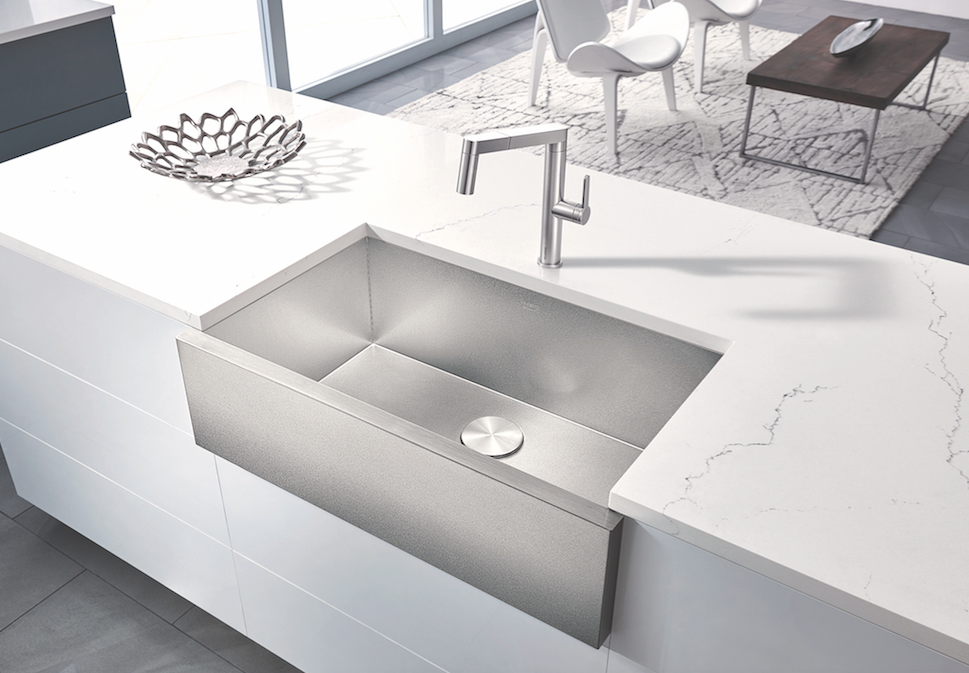 Blanco Stainless one-bowl sink