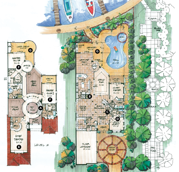 House Review-The Evans Group-Small-Package Luxury-plan