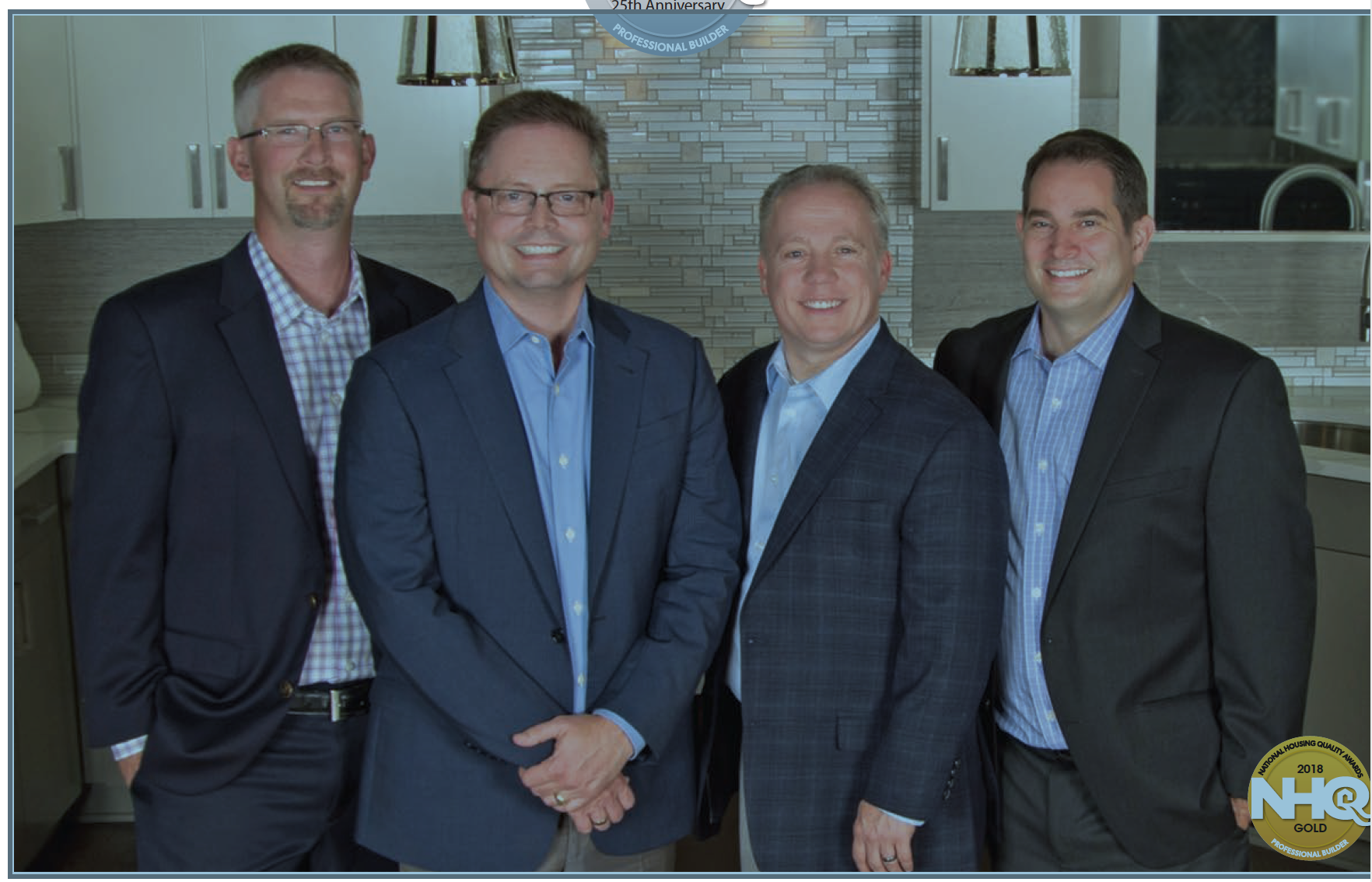 Pacific Lifestyle Homes management team