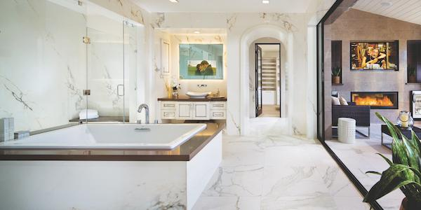 Perfect ... Who Have Been In The Business Of Designing And Building Homes For A  While Have Witnessed A Dramatic Change In The Size And Features Of The Master  Bath.