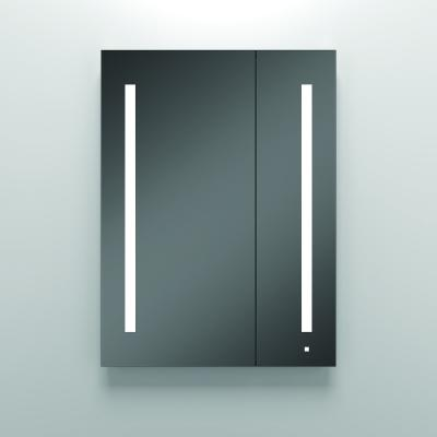 Robern Has Added A 40 Inch Tall Medicine Cabinet To Its AiO Collection. The  Cabinet Features High Efficiency Task Lighting With On Mirror Dimming And  An ...