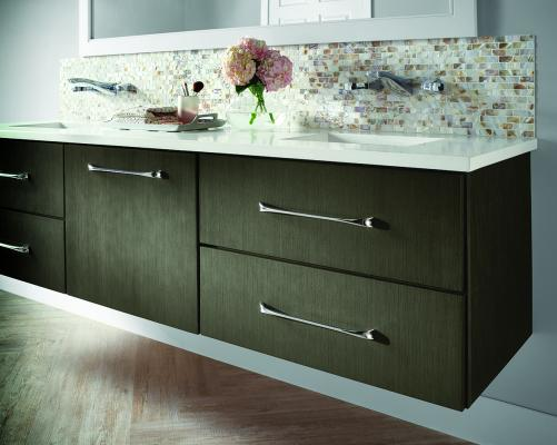 With Neutral Tones In Vogue, KraftMaid Cabinetry Has Introduced Two Colors,  Two Stains, And Two Wood Grain Foils That Suit Traditional Or Transitional  ...