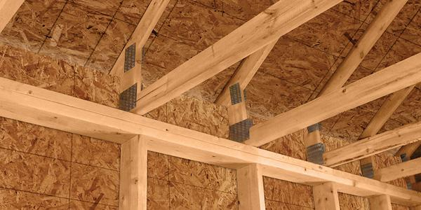 New Guide for Building With Raised-Heel Trusses | Professional Builder
