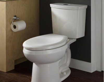 American Standard siphonic, dual-flush toilet, H2Option, 101 Best New Products