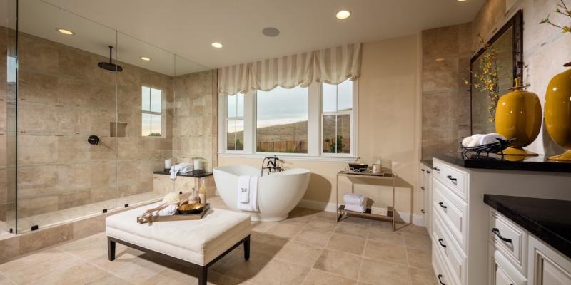 Larry W Garnett Home Design Part - 31: Although Master Suites Are Demanding More Attention Than Ever, It Doesnu0027t  Necessarily Mean That The Bedroom And Bath Are Larger And More Grand.
