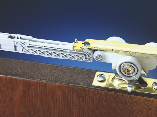... And Can Cause Serious Wear And Tear On A Door And Jamb, Requiring  Premature Replacement. Johnson Hardware Has A Solution: Soft Close Sliding  Door ...