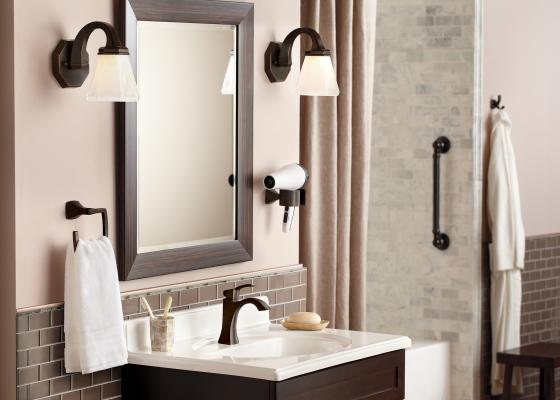 Voss Collection by Moen | Professional Builder