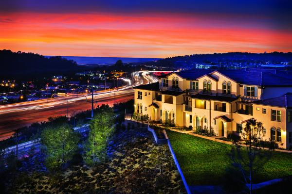 Ocean Air Apartment in San Diego, a multifamily project built by MBK Homes