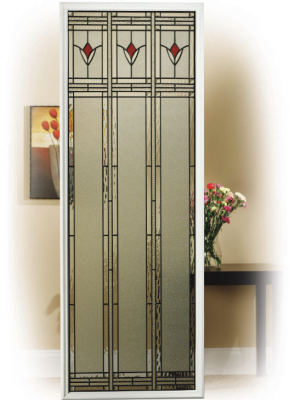 ODL Has Expanded Its Lines Of Decorative Doorglass To Offer Builders And  Homeowners Even More Ways To Enhance A Homeu0027s Curb Appeal. Inglenook Is An  Addition ...