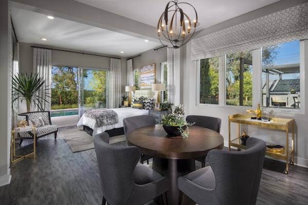 Granny suite at Artesana by Pardee Homes
