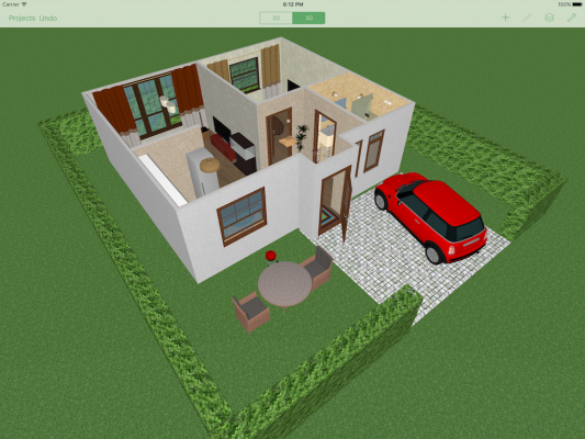 Top apps for builders the best most useful and easiest planner 5d simulator malvernweather Image collections