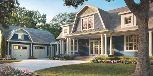 Mastic Home Exteriors By Ply Gem Has Launched Its SolarDefense Reflective  Technology To Prevent Siding From