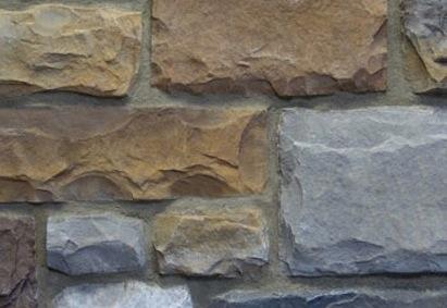 stone siding, Cut Cobblestone collection, Ply Gem Stone