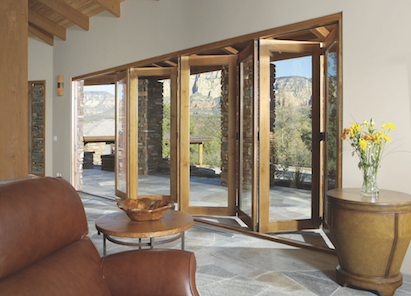 Hurd Windows and Doors has partnered with Vista Pointe Architectural Systems to offer a wider range of patio door products. Vista Pointe\u0027s multi-panel ... & Hurd Patio Door Systems | Professional Builder