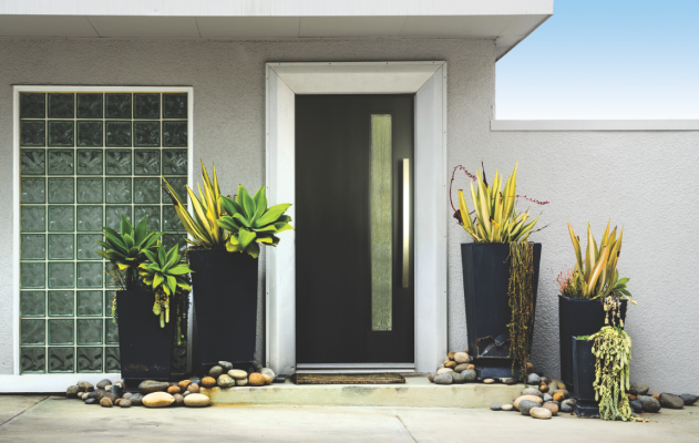 The new modern door collection from Plastpro Inc. combines contemporary composition with quality construction to offer building professionals and homeowners ... & Plastpro Modern Door Series | Professional Builder