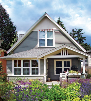 The Madison; Builder: The Cottage Company; Architect: Ross Chapin