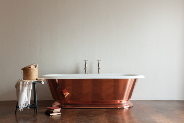 Superieur Luxury Materials, Metallic Finishes, And Updated Traditional Designs  Characterize Current Trends In Faucets And Fixtures, As Shown By Drummondsu0027  Tay Bathtub ...