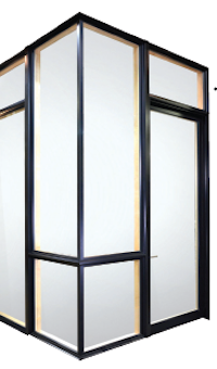 Weather Shield Windows & Doors now offers a range of new patio doors such as this one in the Contemporary Collection.