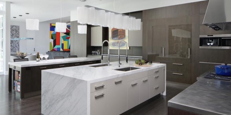 Homeowners And Buyers Are Willing To Buck Tradition When It Comes To Their Kitchens  And Bathrooms, And Contemporary Aesthetics Have Become More Popular Than ...