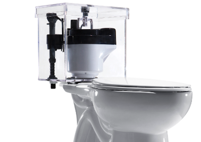 Niagara Conservation, Stealth toilet, 101 best new products