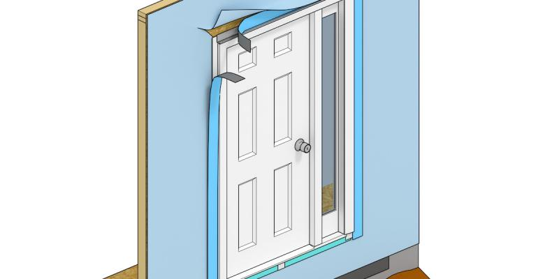 Preventing leaky doors  sc 1 st  Professional Builder & Making Sure That Doors Are Watertight | Professional Builder