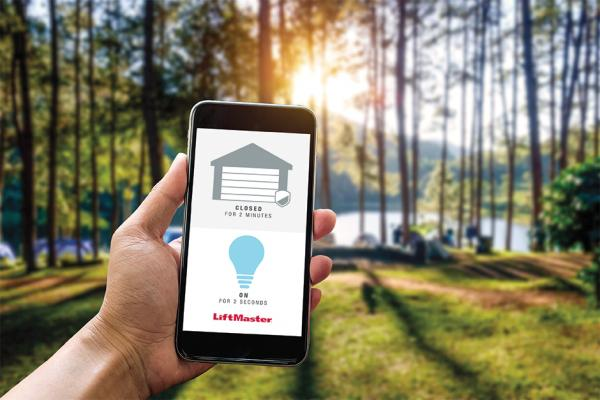 A Conversation With Liftmaster Wi Fi Enabled Garage Door Openers