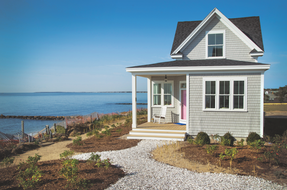 The Cottages Of Heritage Sands, In Cape Cod, Mass., Feature Eastern White