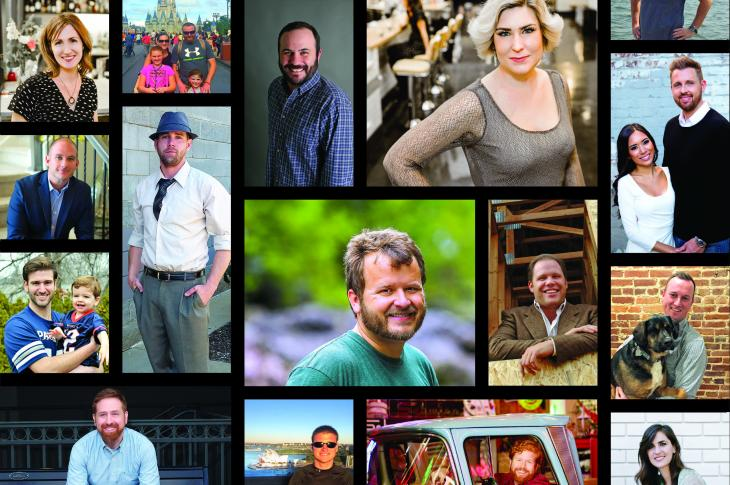 Professional Builder 40 Under 40 Awards