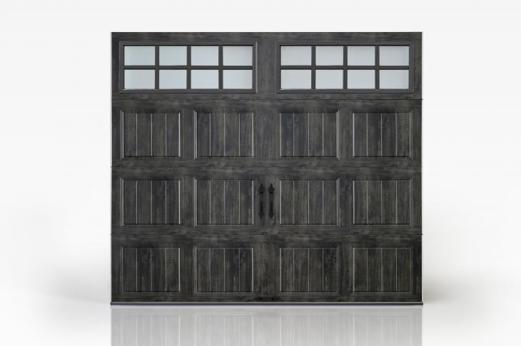 Clopay Slate Finish Garage Door