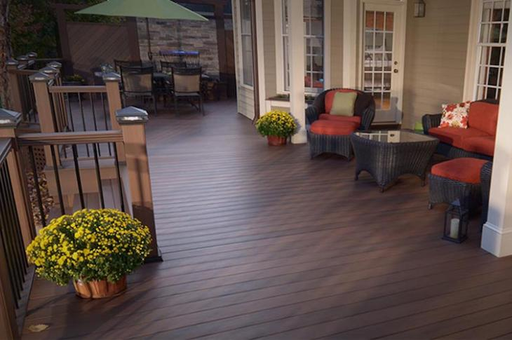 Decking Trends For The Summer