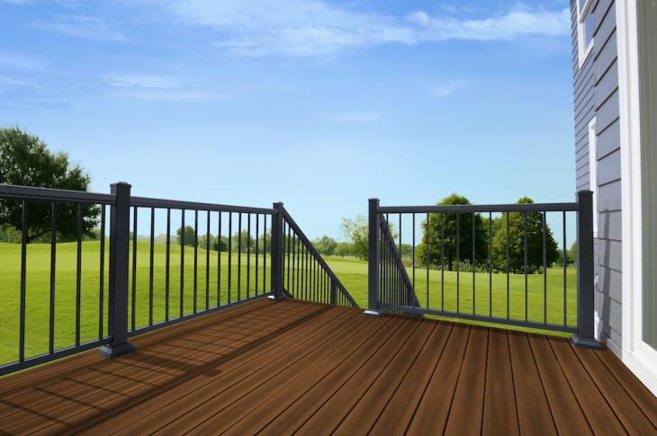 Green Bay Decking's Optima Deck