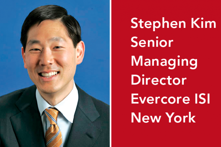 Executive Corner_Stephen Kim_Evercore ISI