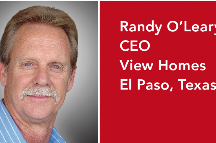 Randy O'Leary_View Homes CEO_headshot
