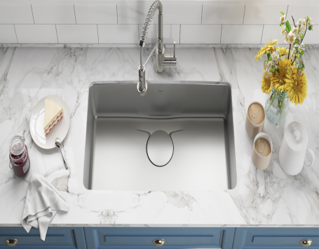 2018 Top 100 Products_Kitchen and bath_Kraus Dex Kitchen Sink series